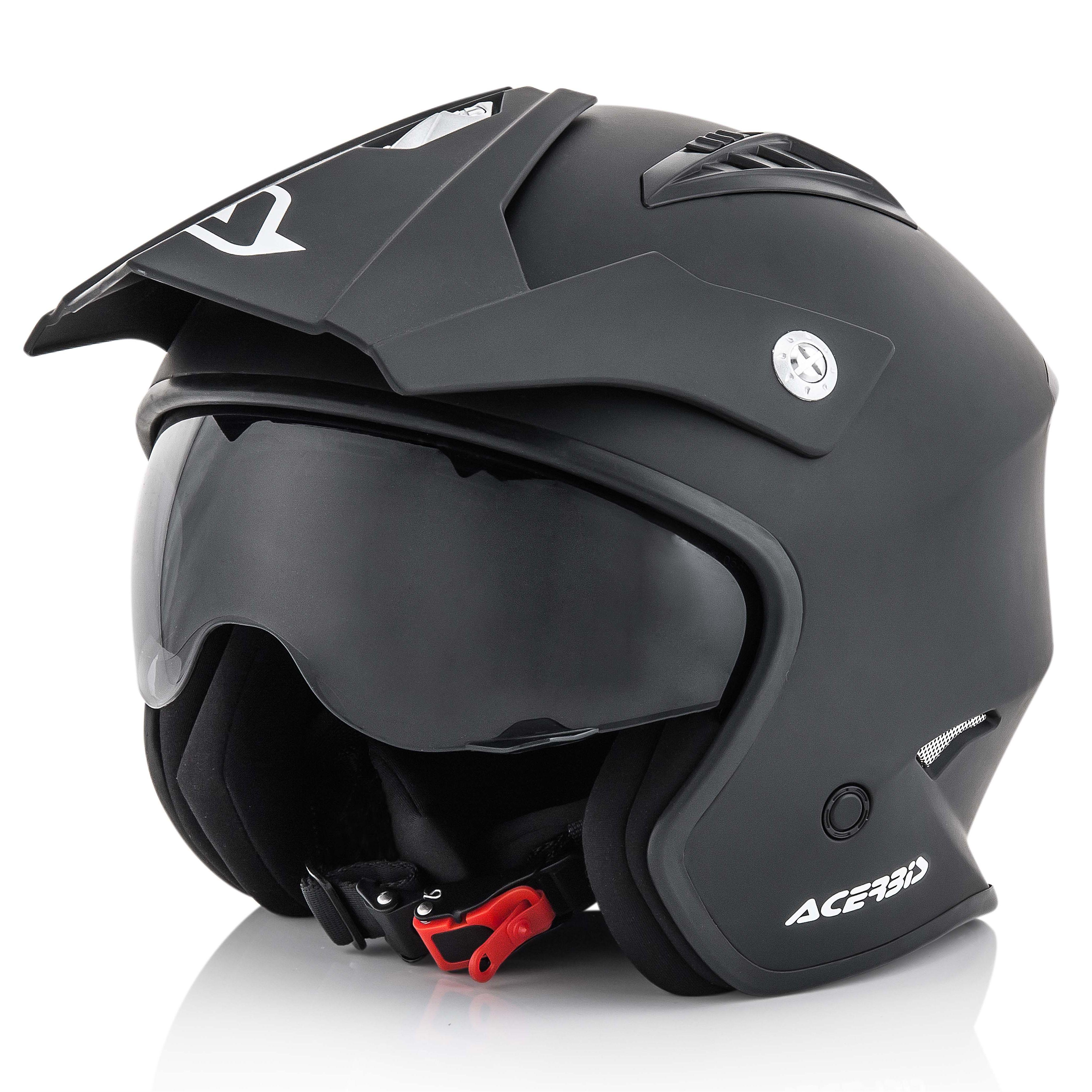 MotoMundi - Cascos Integrales Scorpion EXO-R2000 Fortis Helmet
