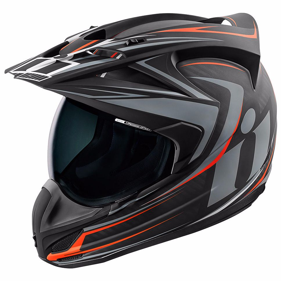 Casco Icon VARIANT - RAIDEN CARBON