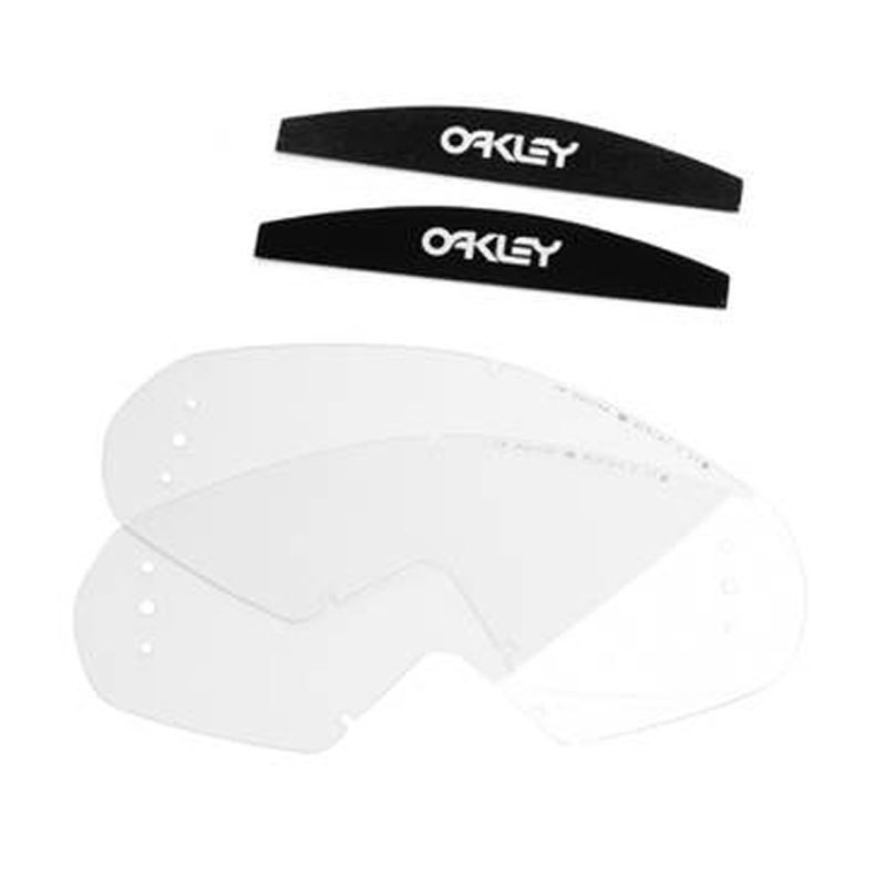 Pantalla Oakley XS O FRAME MX - COMPATIBLE ROLL OFF