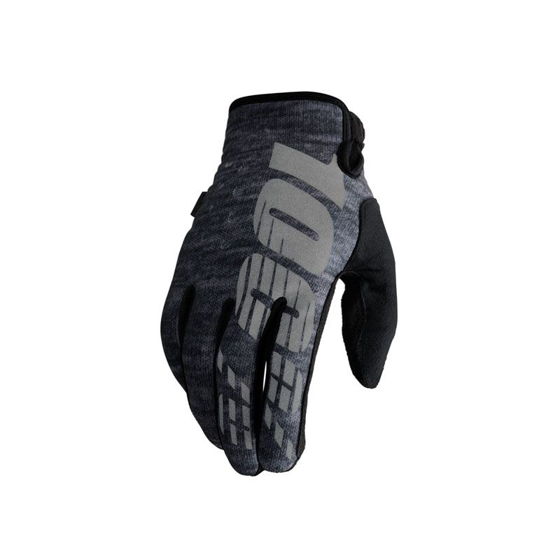 Guantes de motocross 100% BRISKER HEATHER 2019