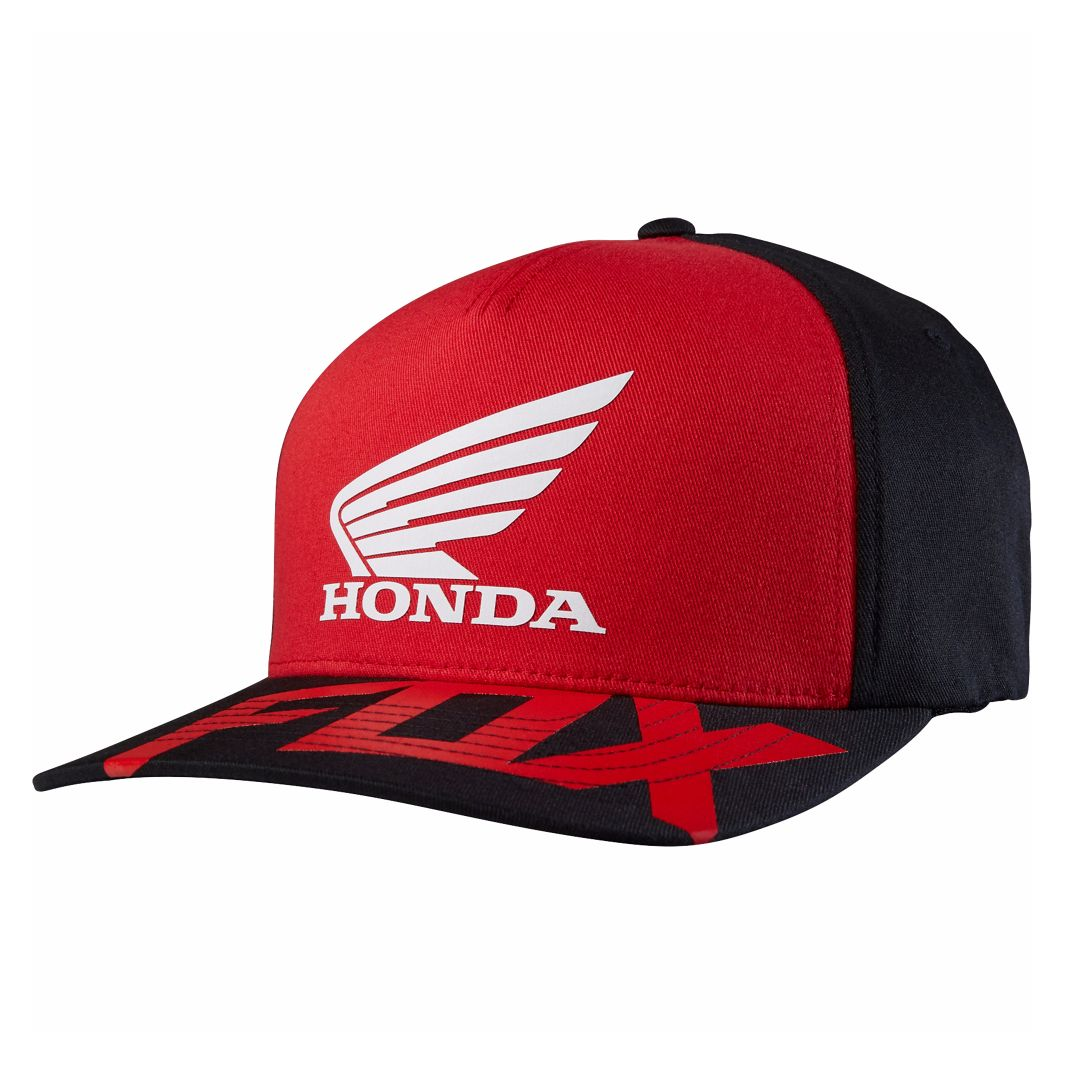 Gorra Fox HONDA BASIC - HRC - Equipación off-road piloto - Motoblouz.es 53e62d399f6