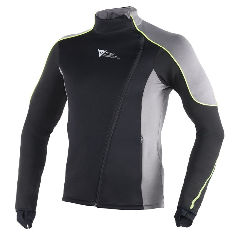 Chaqueta impermeable Dainese D-MANTLE FLEECE WS