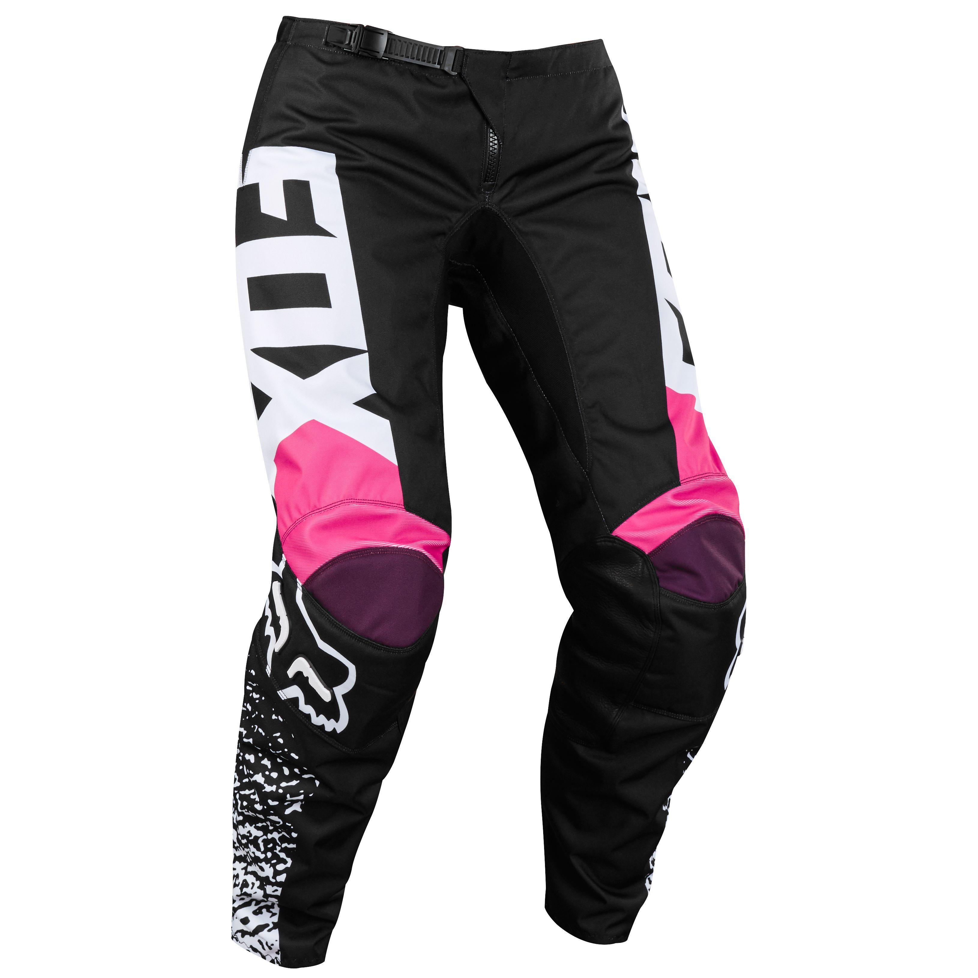 Rebajas Pantalón de motocross Fox 180 YOUTH GIRLS - NEGRO ROSA ... 5e4785e287e