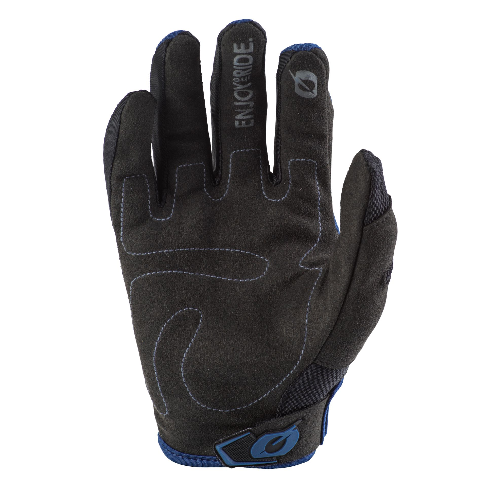 Guantes de motocross O'Neal ELEMENT - BLUE 2020