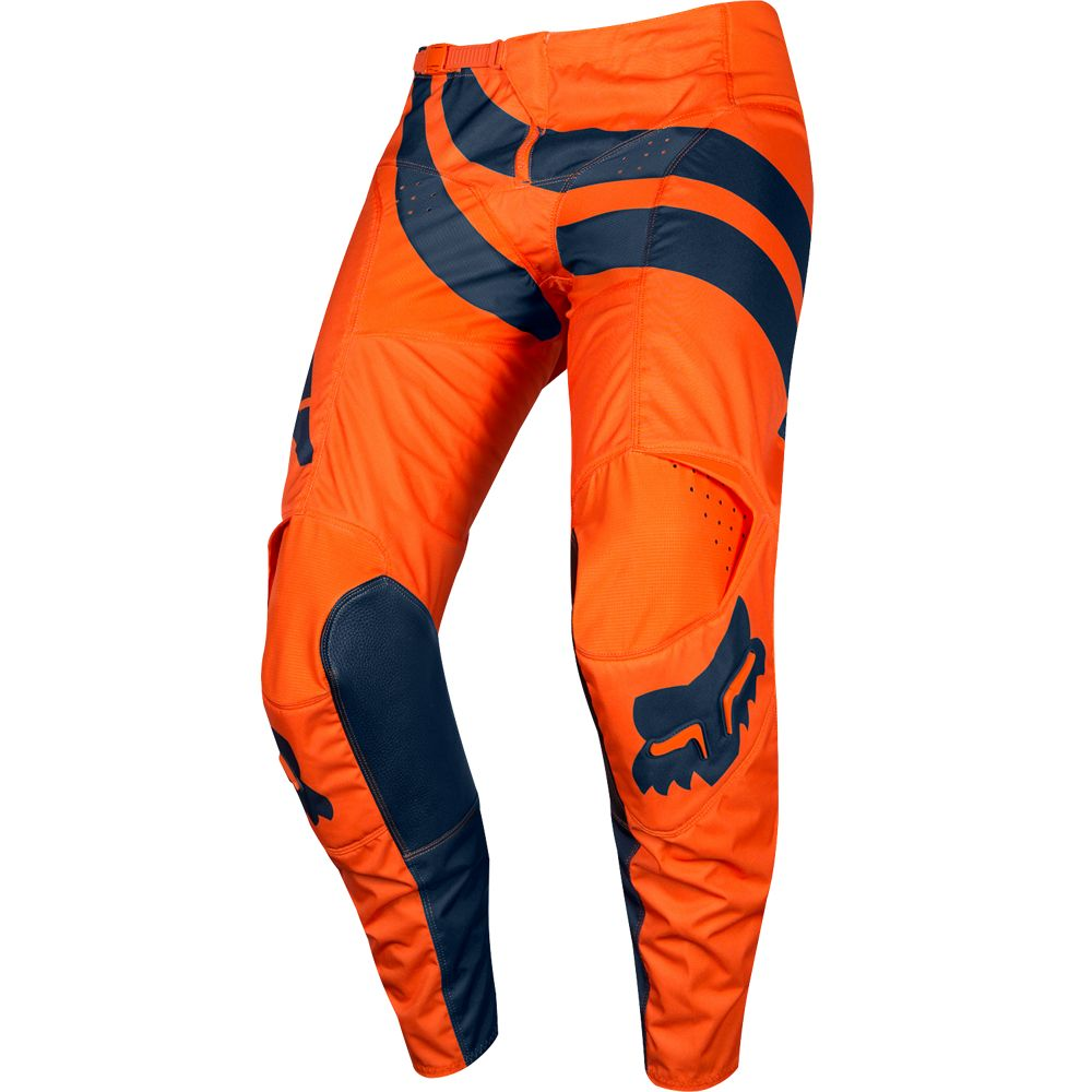 Pantalón de motocross Fox destockage YOUTH 180 - COTA - ORANGE
