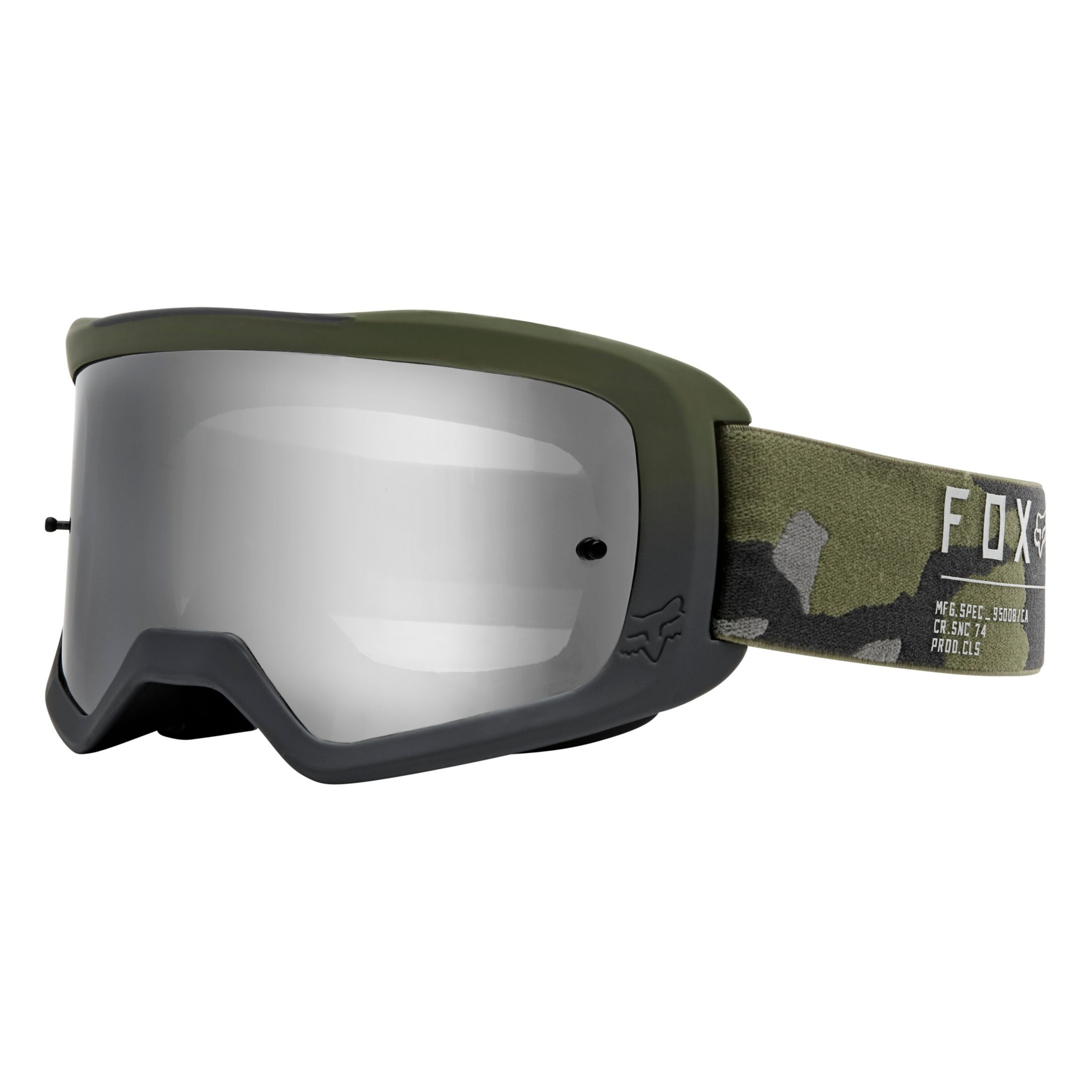 Gafas de motocross Fox YOUTH MAIN II - GAIN SPARK - CAMO