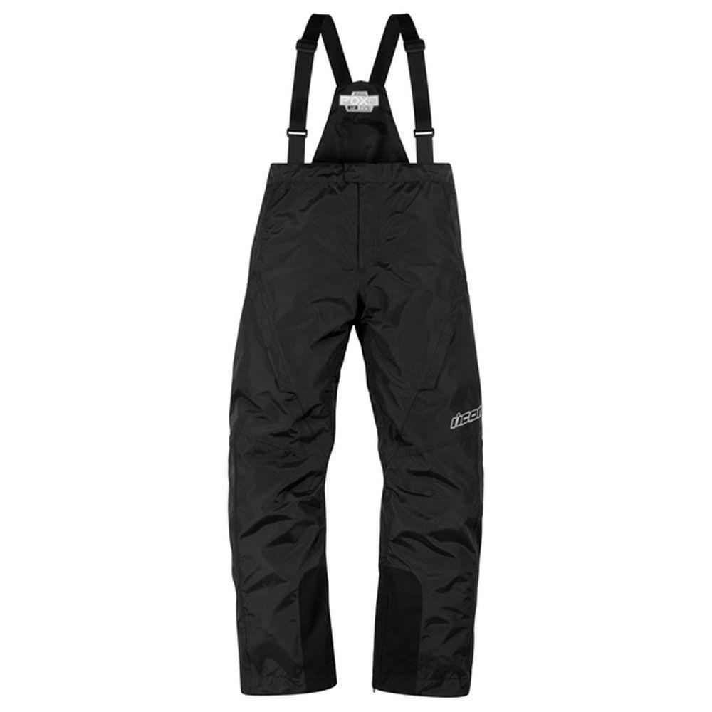 Pantalones Impermeable Icon Pdx 2 Proteccion Para Frio Y Lluvia Motoblouz Es