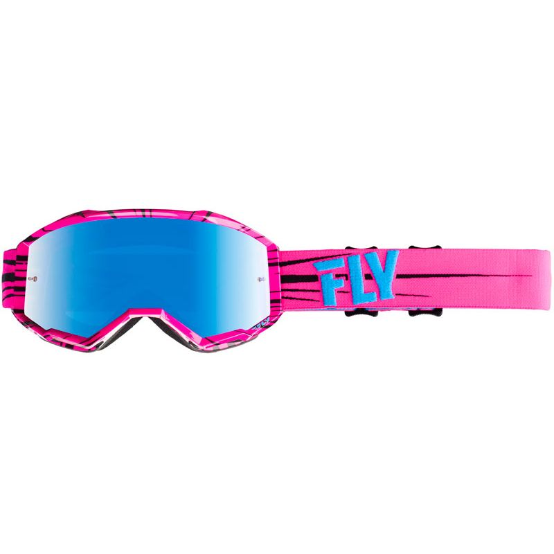 Masque cross Fly ZONE - PINK TEAL 2020