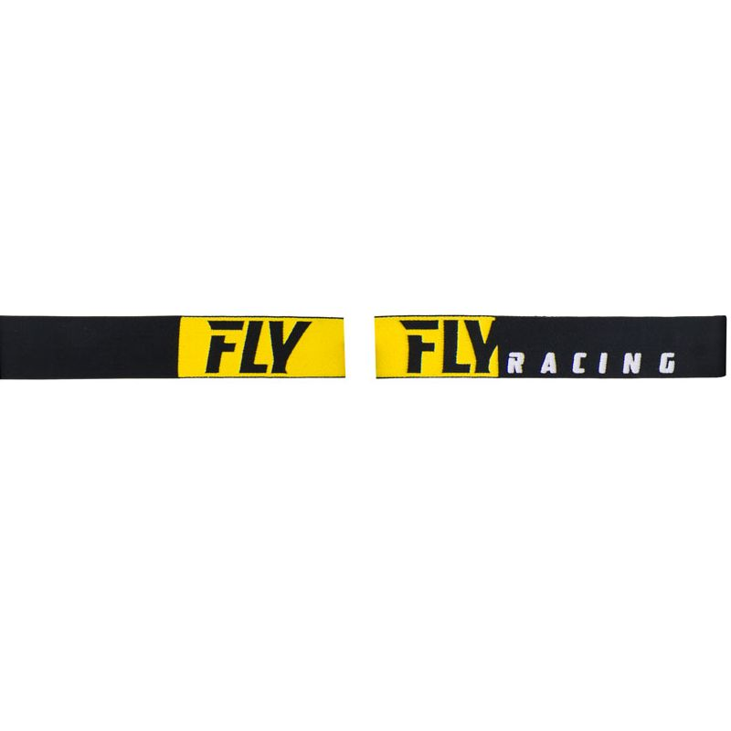 Gafas de motocross Fly ZONE PRO - BLACK YELLOW 2020