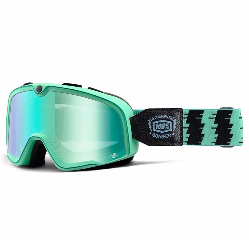 Gafas para moto 100% BARSTOW - ORNEMENTAL CONIFER 16
