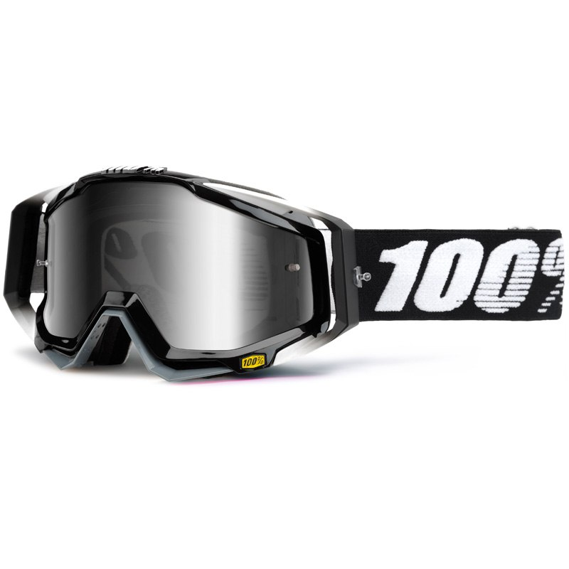 Gafas de motocross 100% RACECRAFT ABYSS IRIDIUM 2020