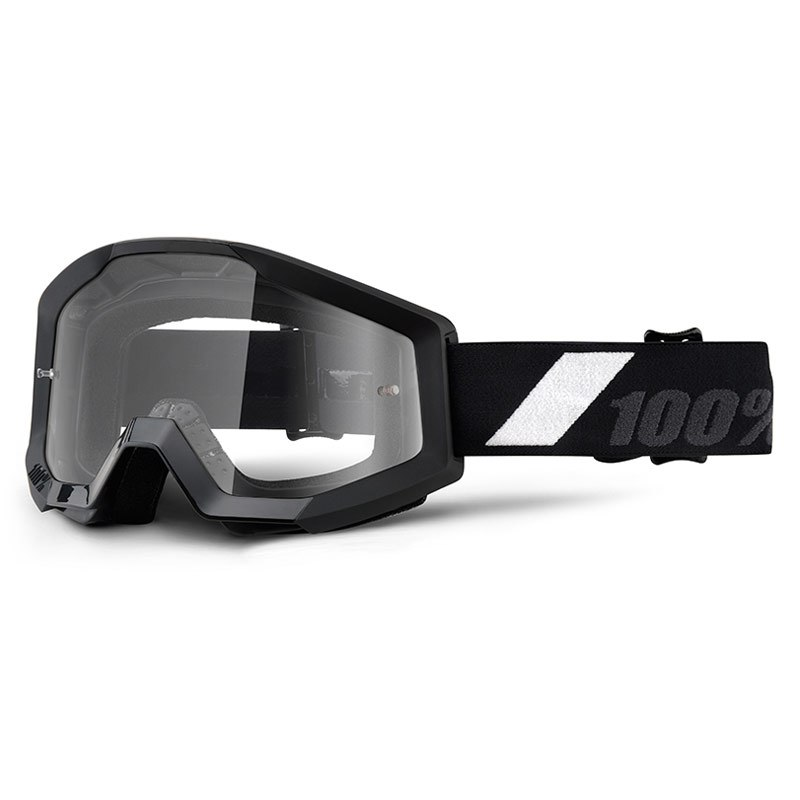 Gafas de motocross 100% STRATA YOUTH - GOLIATH CLEAR LENS