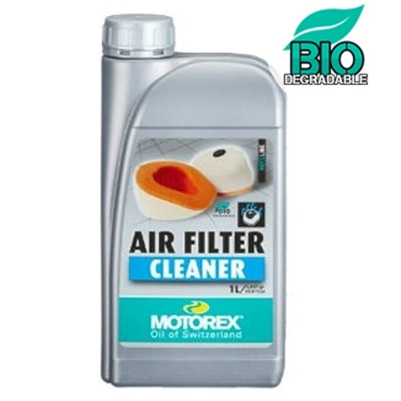 Limpiador Motorex AIR FILTER CLEANER BIODEGRADABLE 1L