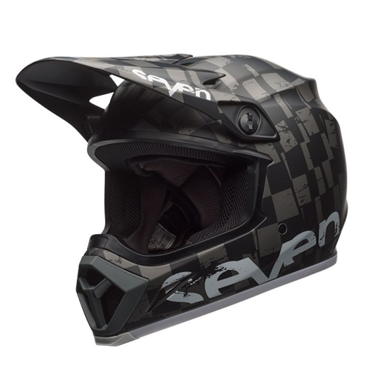 Casco de motocross Bell MX-9 MIPS CHECKMATE 2019