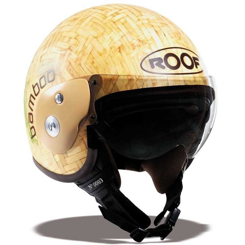 Casco ROOF RO12 BAMBOO