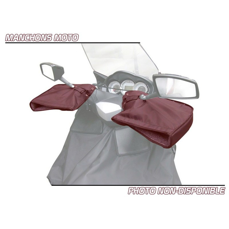 Manopla Bagster BRIANT PVC BMW