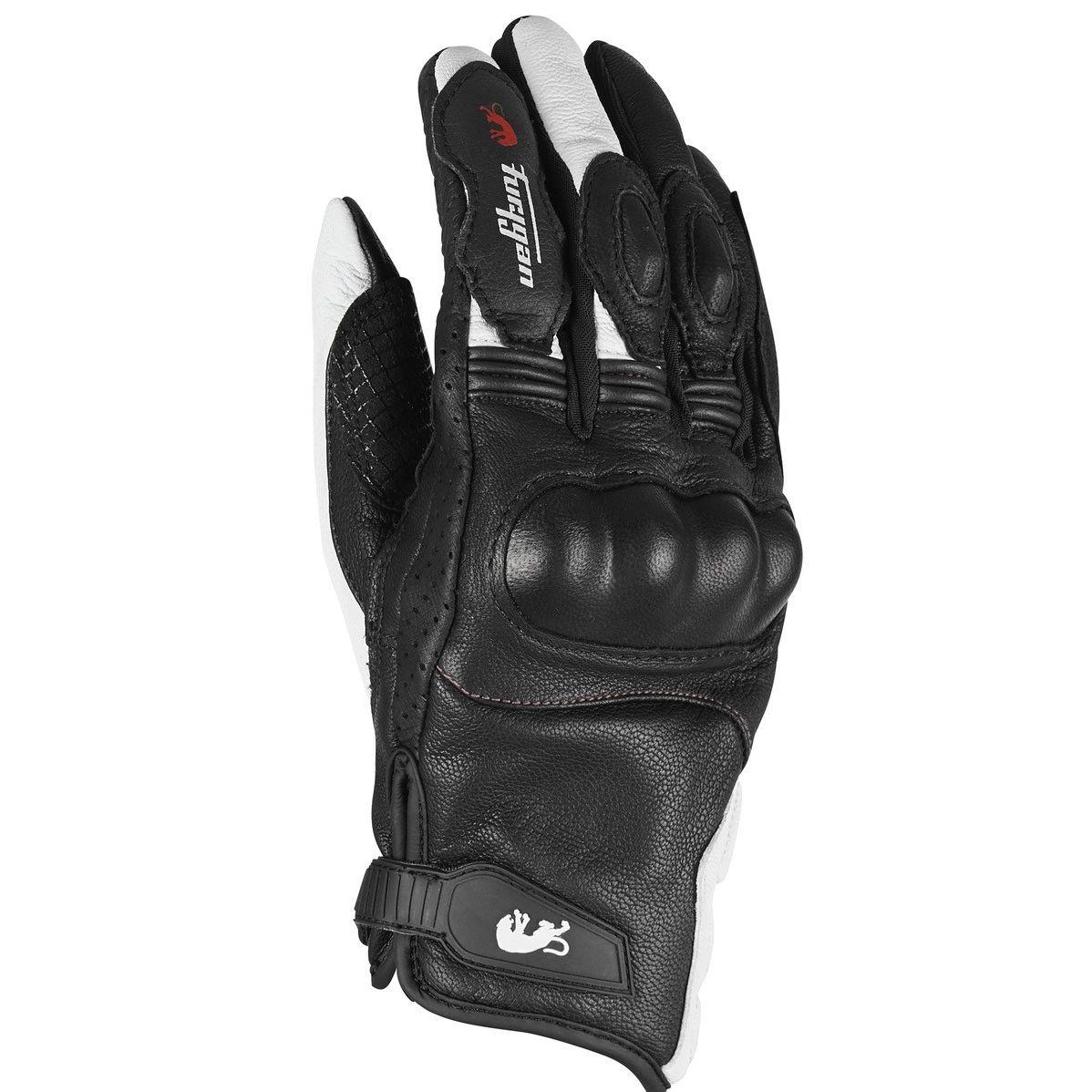 Negro talla XL Furygan guantes TD21