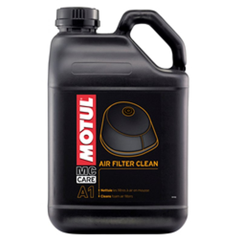 Productos cuidado Motul AIR FILTER CLEAN 5L