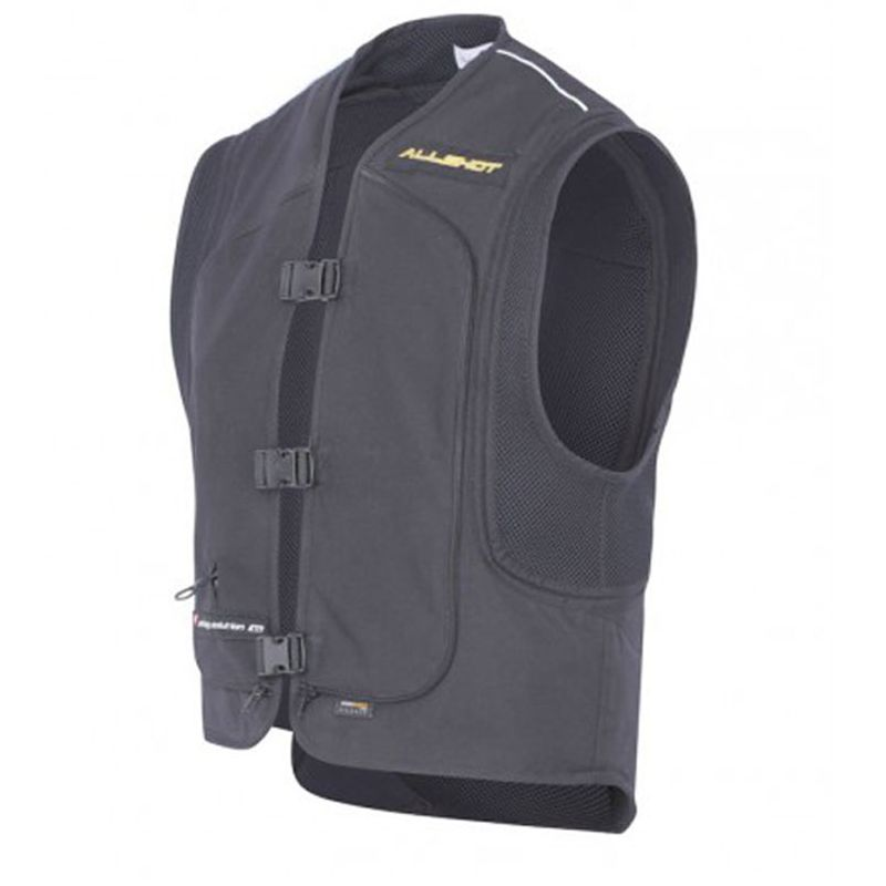 Chaleco Airbag Allshot SHIELD - BLACK