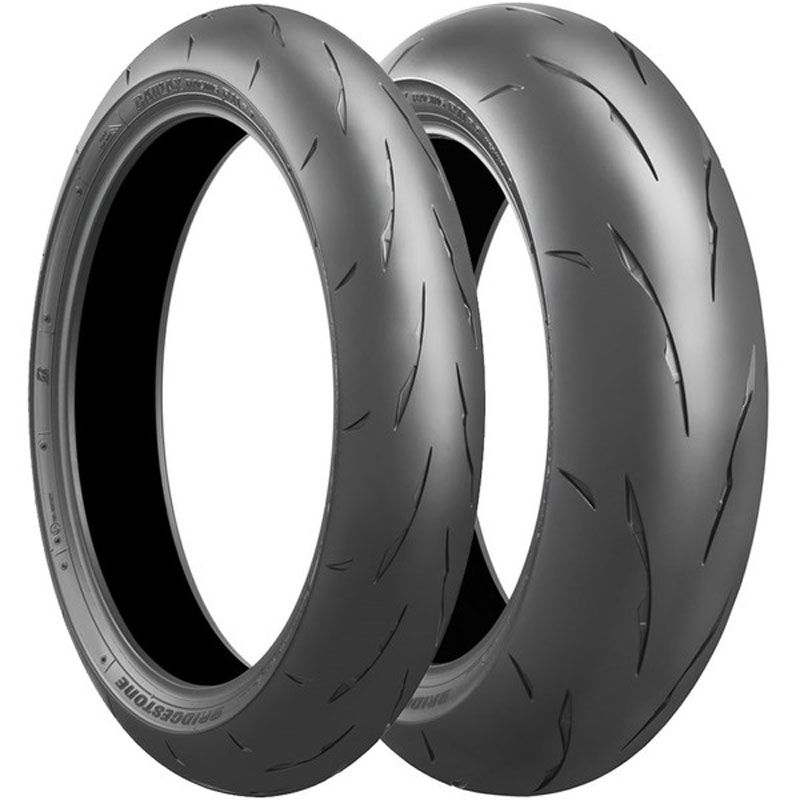 Neumático Bridgestone BATTLAX RS11 TYPE E 120/70 ZR 17 (58W) TL