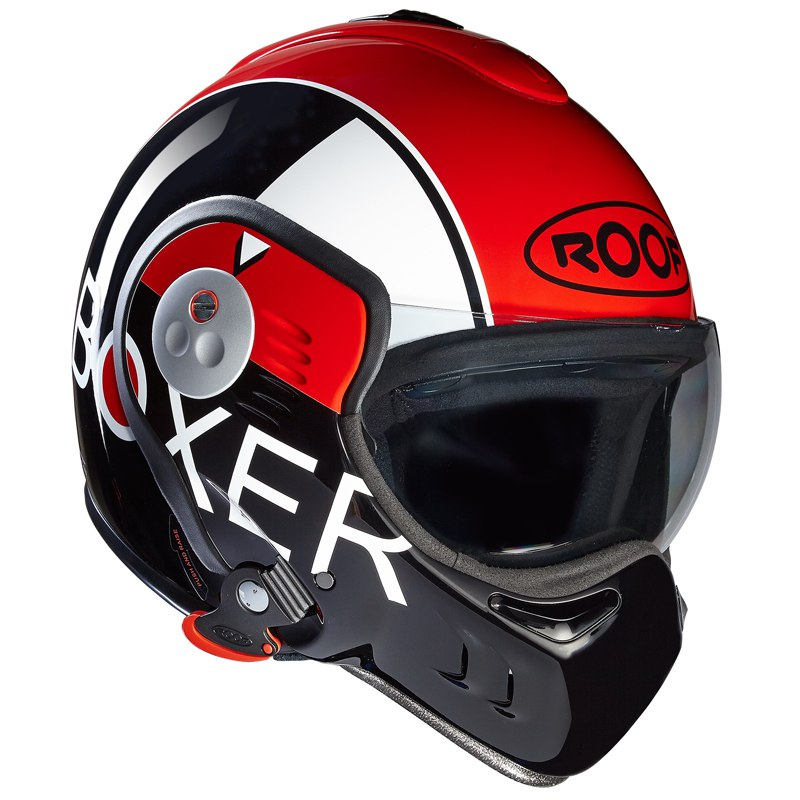 Casco ROOF RO5 BOXER V8 GRAFIC