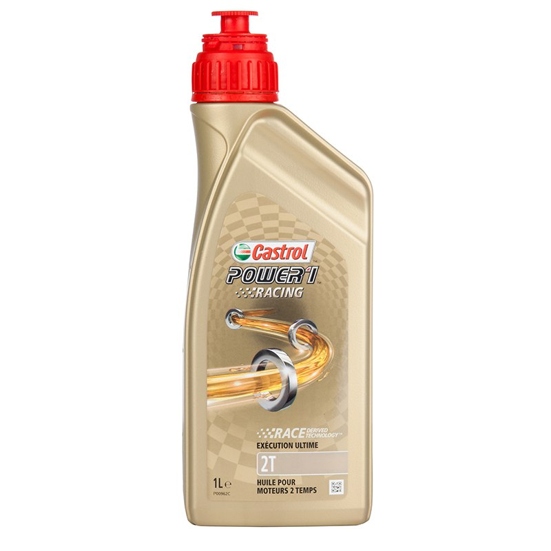 Aceite de motor Castrol POWER 1 RACING 2T 1 LITRO