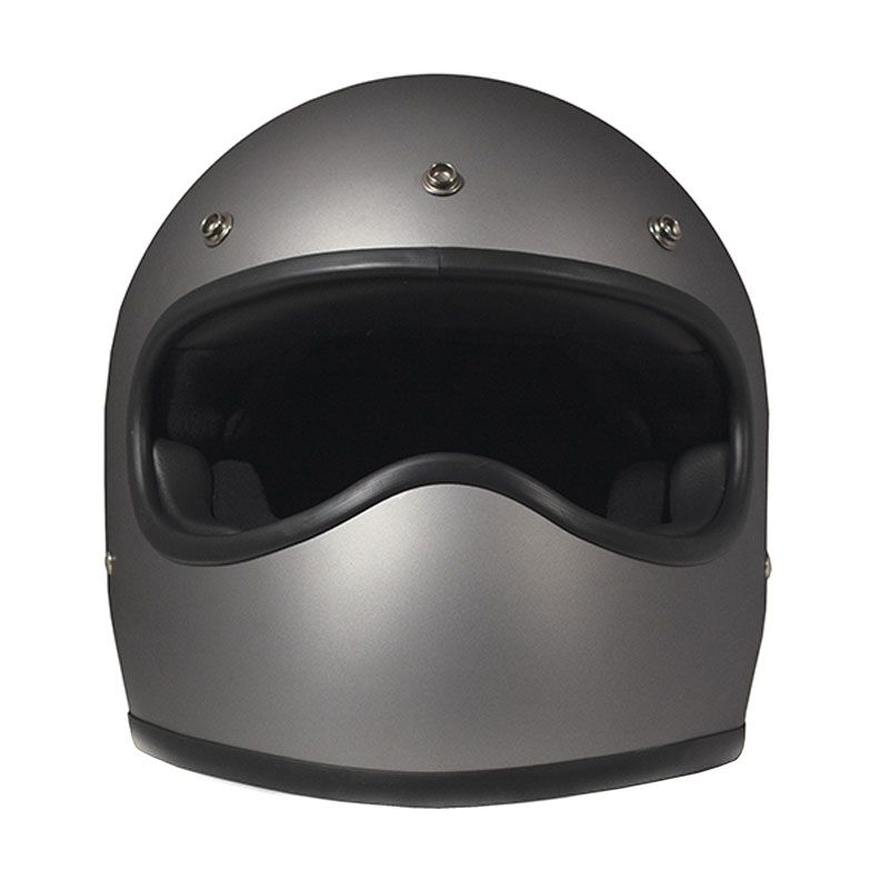 Casco DMD RACER GREY MATT