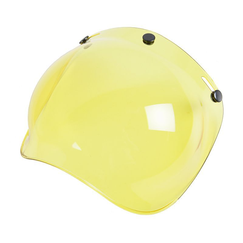 Pantalla de casco Guns BUBBLE HEROES - AMARILLO