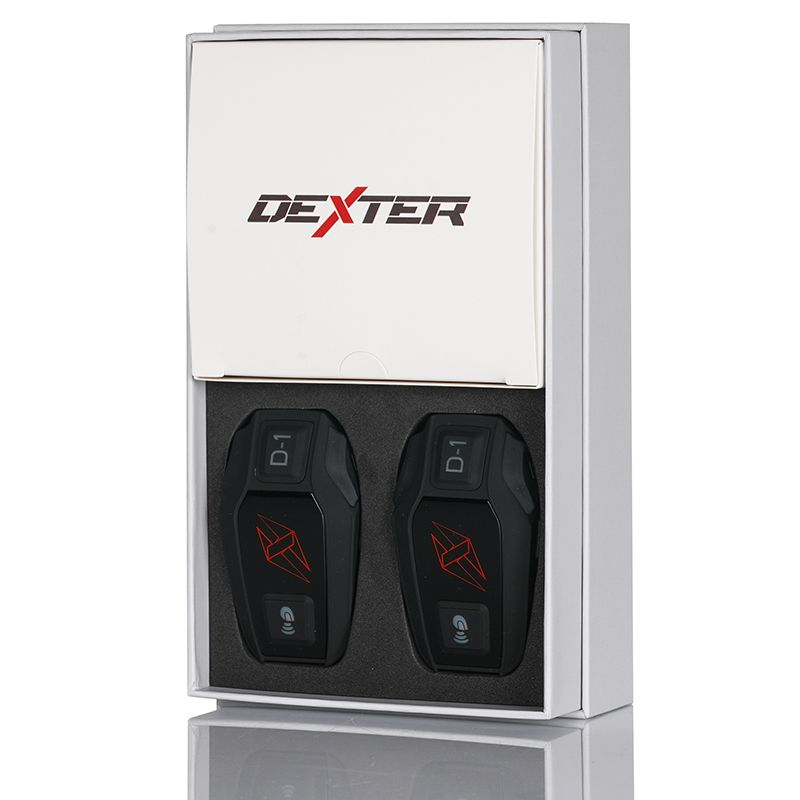 Intercomunicadores Dexter D1 EVO - DUO
