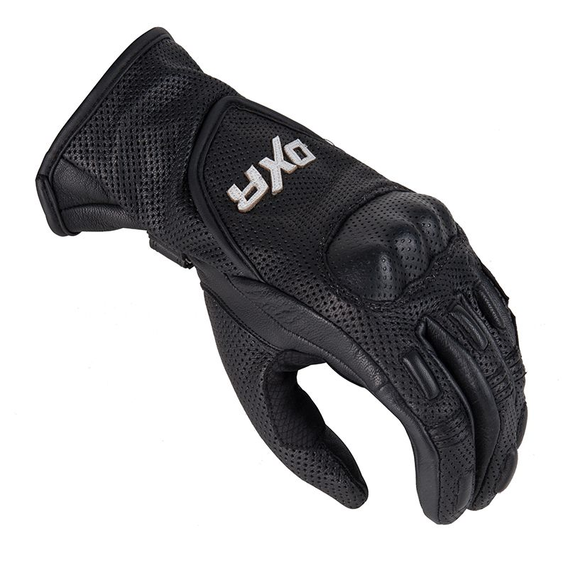 High Top Textil Guantes, Color Negro, Talla 42
