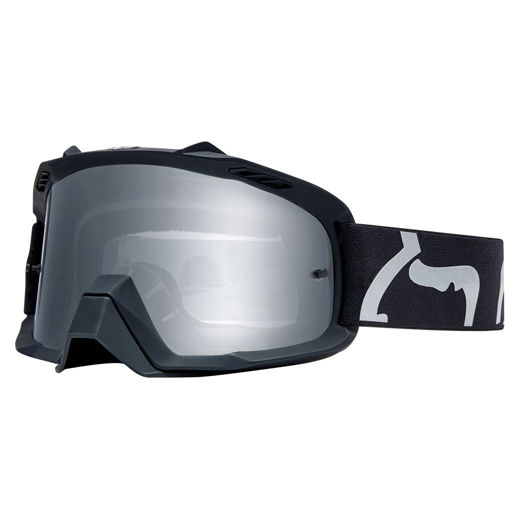 Gafas de motocross Fox destockage YOUTH AIR SPACE - RACE - BLACK
