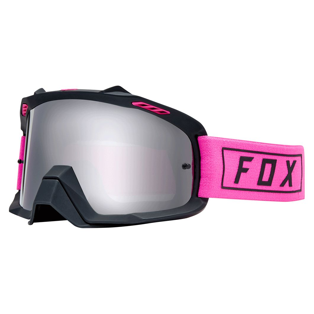 Gafas de motocross Fox YOUTH AIR SPACE - GASOLINE - PINK