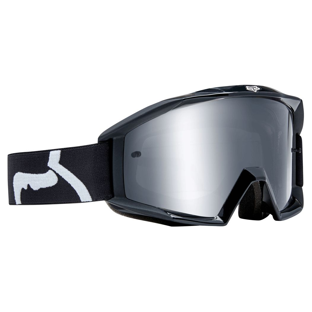 Gafas de motocross Fox YOUTH - MAIN - RACE - BLACK