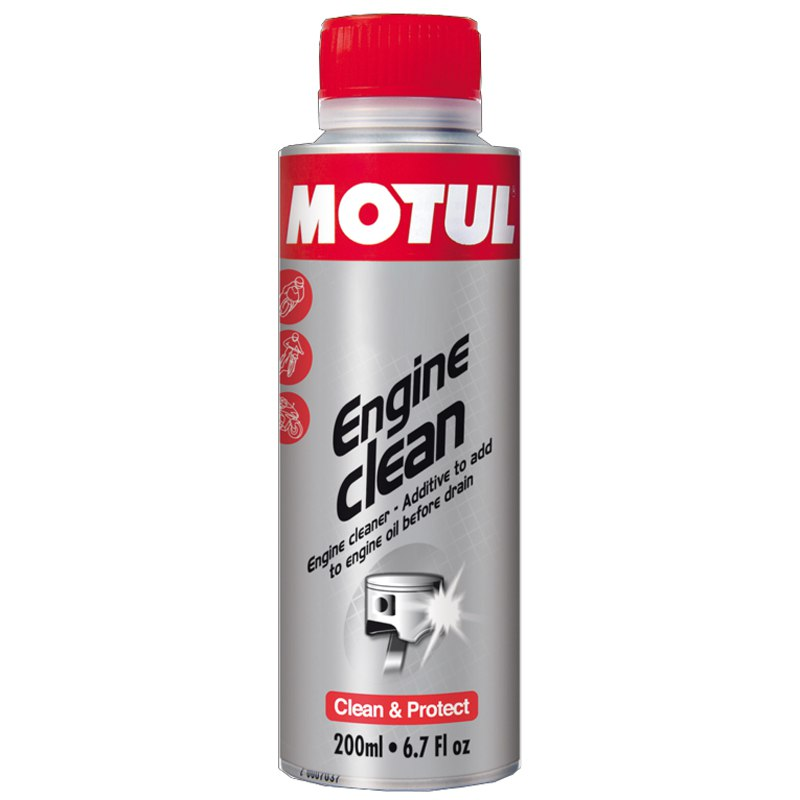 Productos cuidado Motul ENGINE CLEAN MOTO