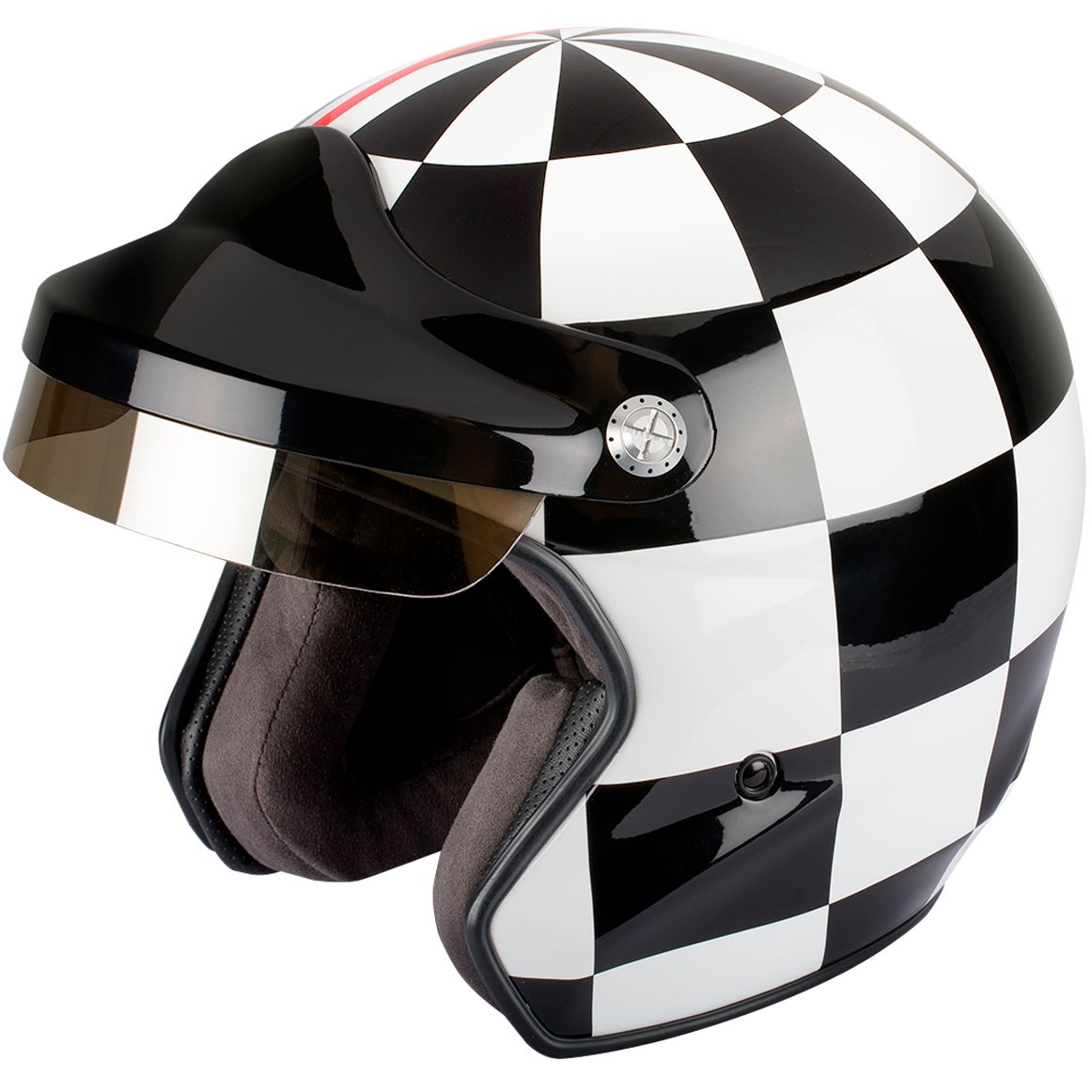 Casco Félix Motocyclette ST520 GRAND PRIX