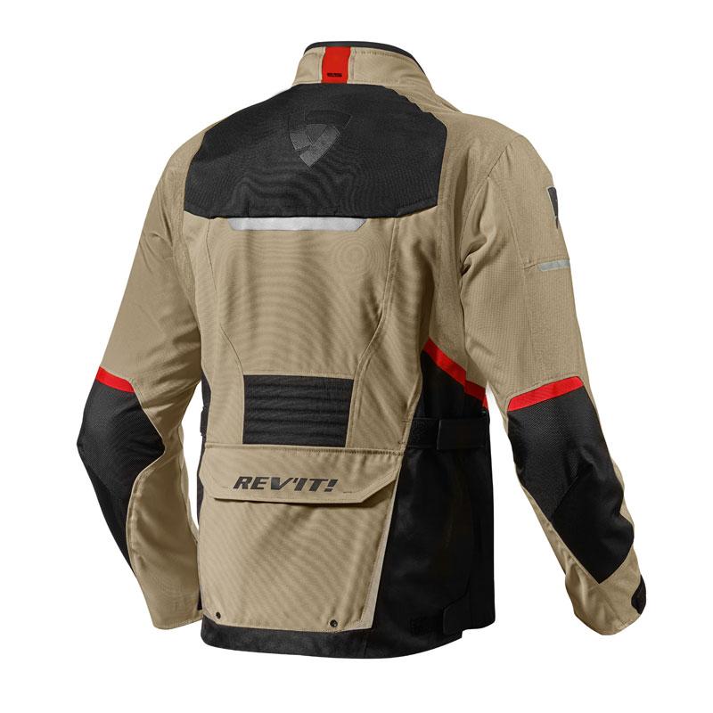 Chaqueta Rev it SAFARI 2 - Cazadoras y chaquetas moto - Motoblouz.es 5a8d1a664b140