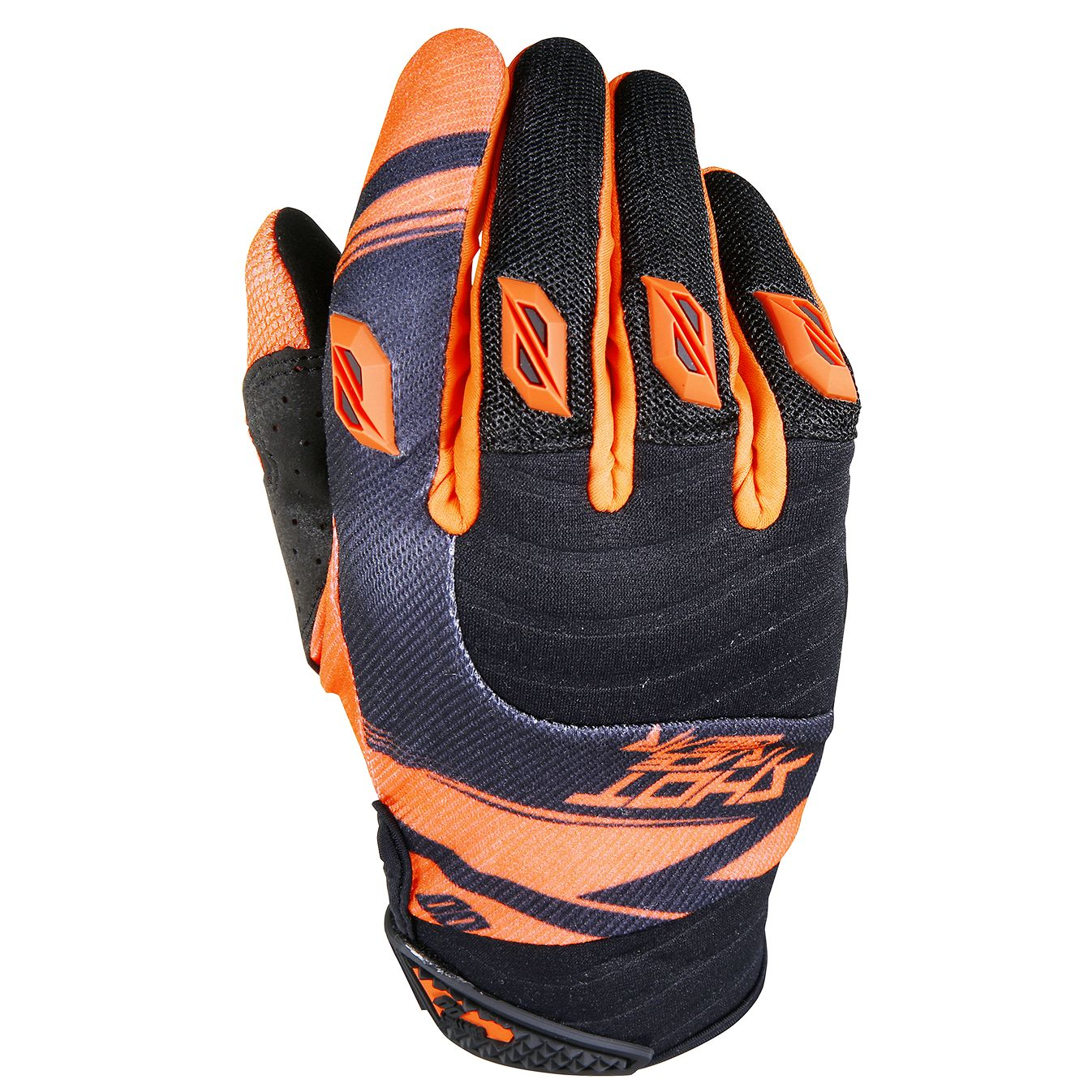 664e318a1d9 Guantes de motocross Shot outlet CONTACT CLAW NEÓN NARANJA 2017 ...