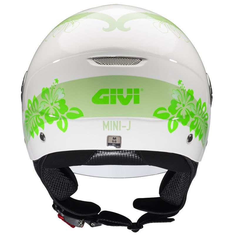 Casco Givi 10.7 MINI-J FLOWER