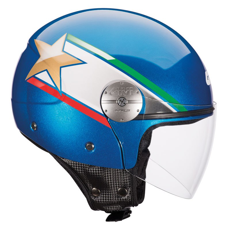 Casco Givi 10.7 MINI-J STAR ITALY
