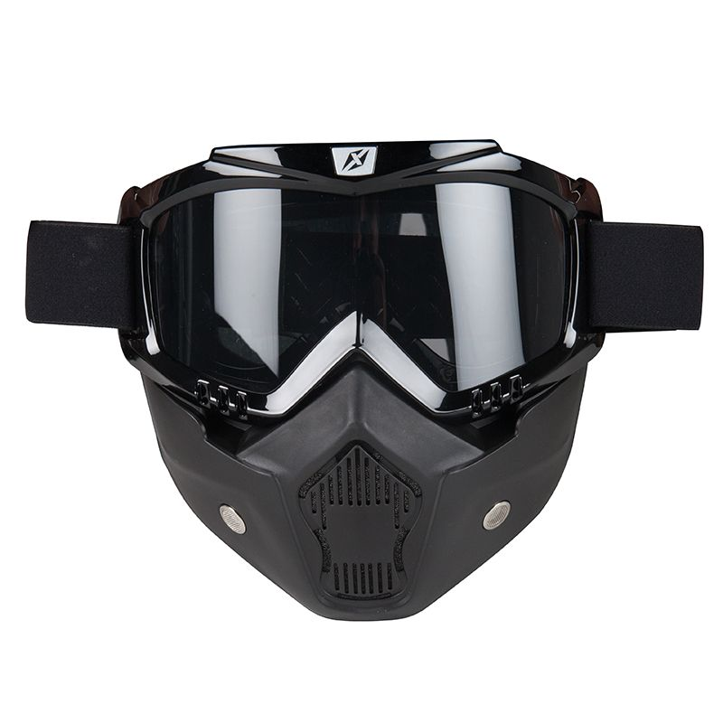 gafas para moto dexter hannibal pantalla ahumada accesorios casco. Black Bedroom Furniture Sets. Home Design Ideas