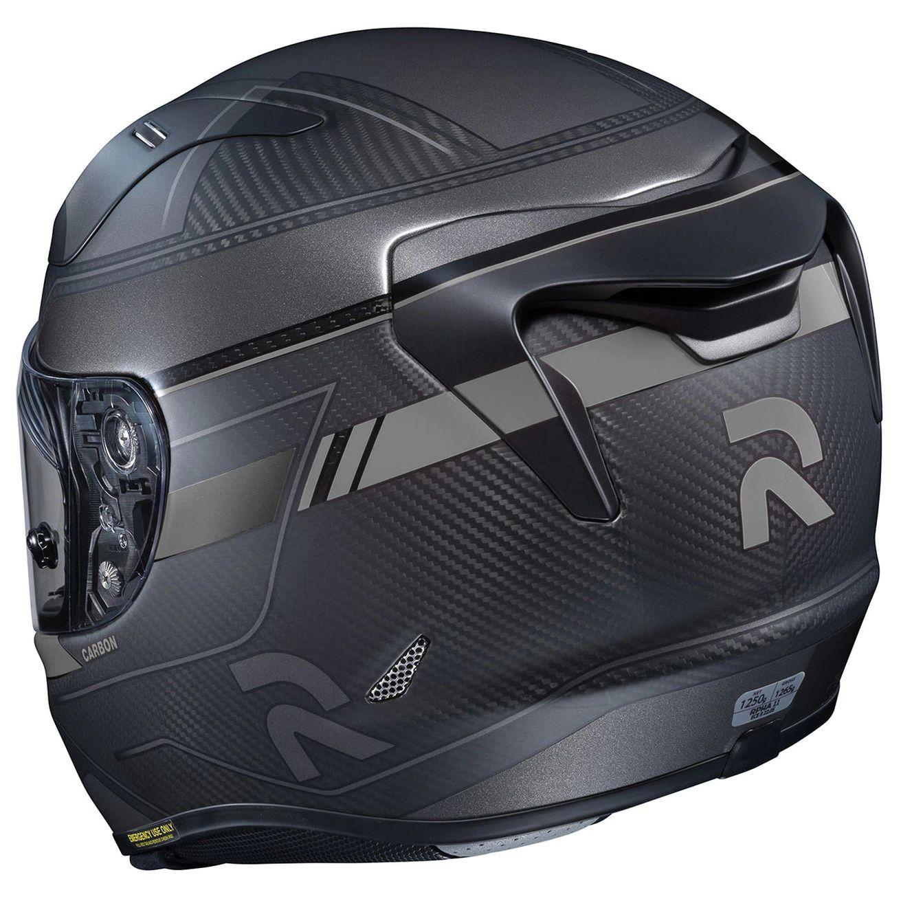 El casco HJC RPHA 11 CARBON se renueva para un mayor