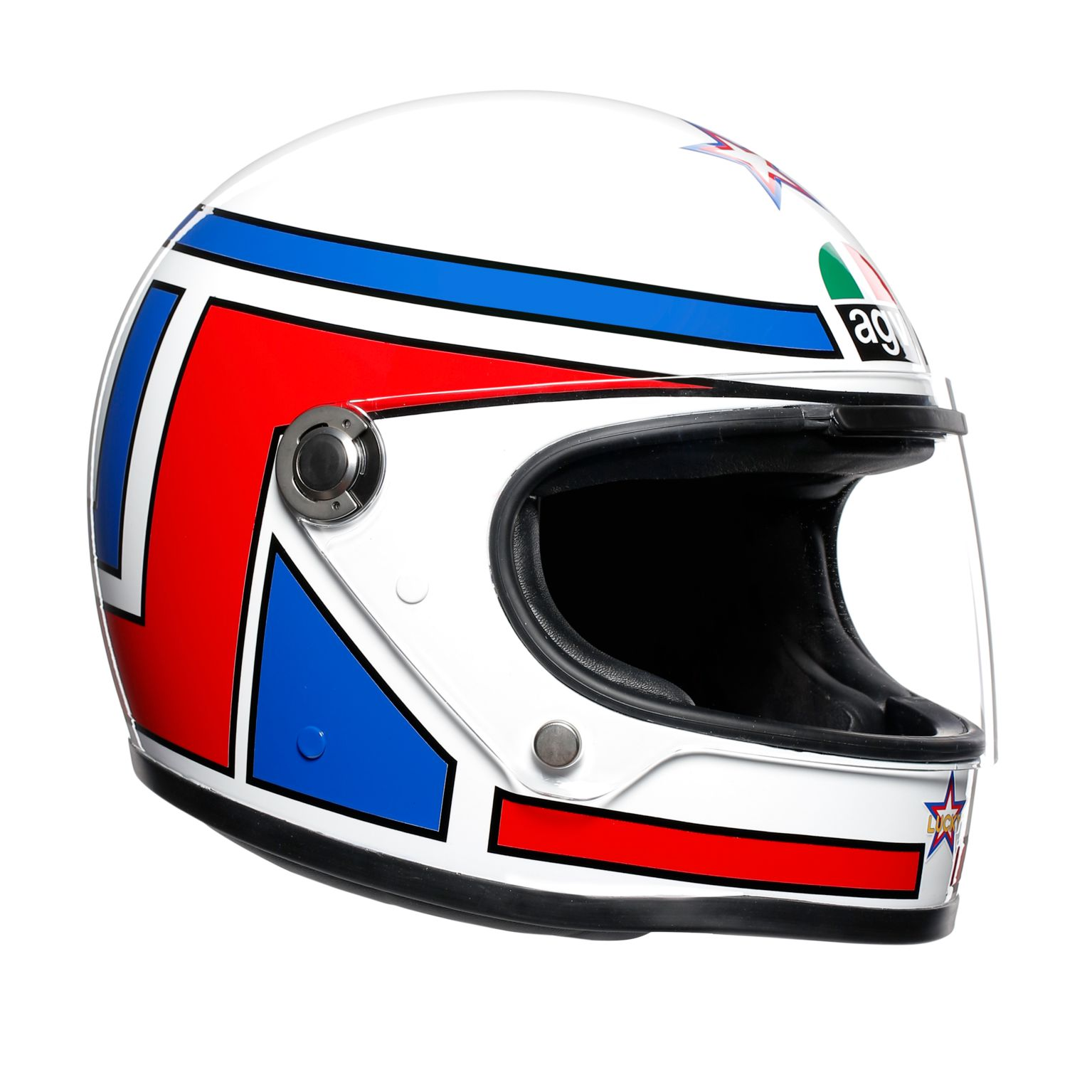 Casco AGV X3000 - LUCKY REPLICA