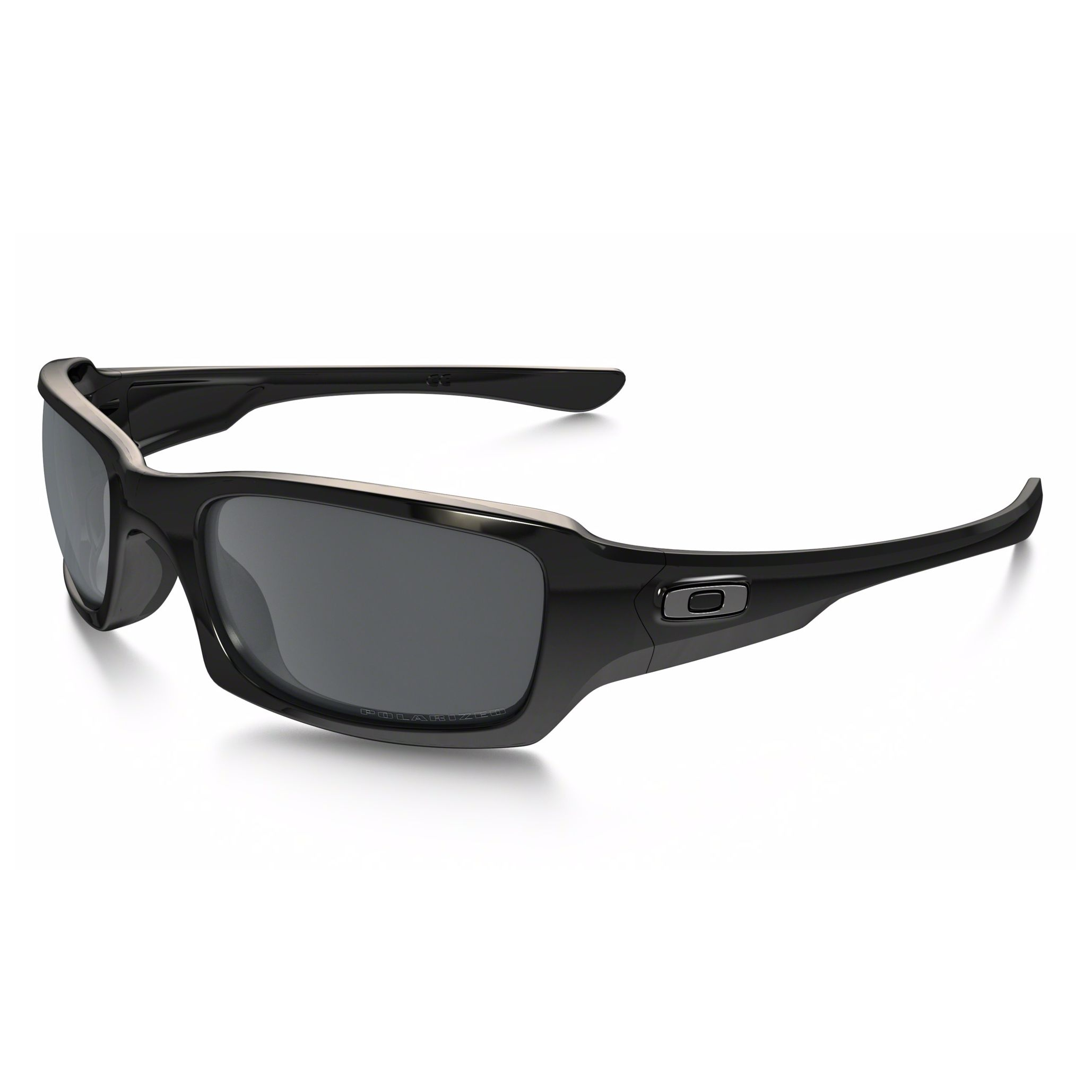9848b69346 Gafas de sol Oakley FIVES SQUARED - POLISHED BLACK - BLACK IRIDIUM POLARIZED