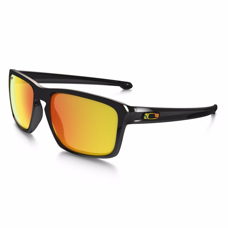 c9a62599be Gafas de sol Oakley SLIVER POLISHED BLACK VR46 Valentino Rossi COLLECTION -  cristal iridium