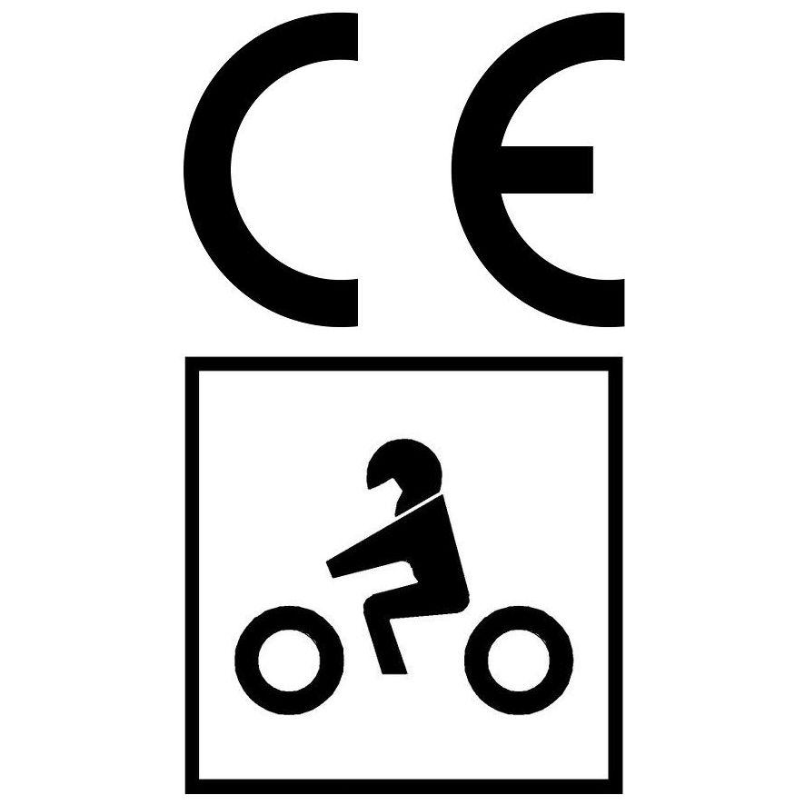 Beige BERING Chaqueta moto RIKO Beige M