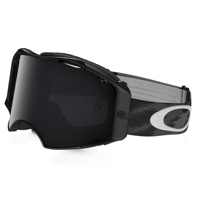 Oakley Airbrake Mx >> Gafas de motocross Oakley outlet AIRBRAKE MX - JET BLACK SPEED LENS DARK GREY 2016 - Gafas off ...