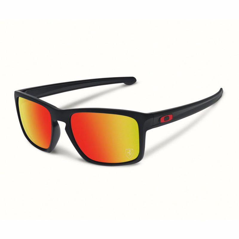 Gafas de sol Oakley SCUDERIA FERRARI COLLECTION SLIVER IRIDIUM