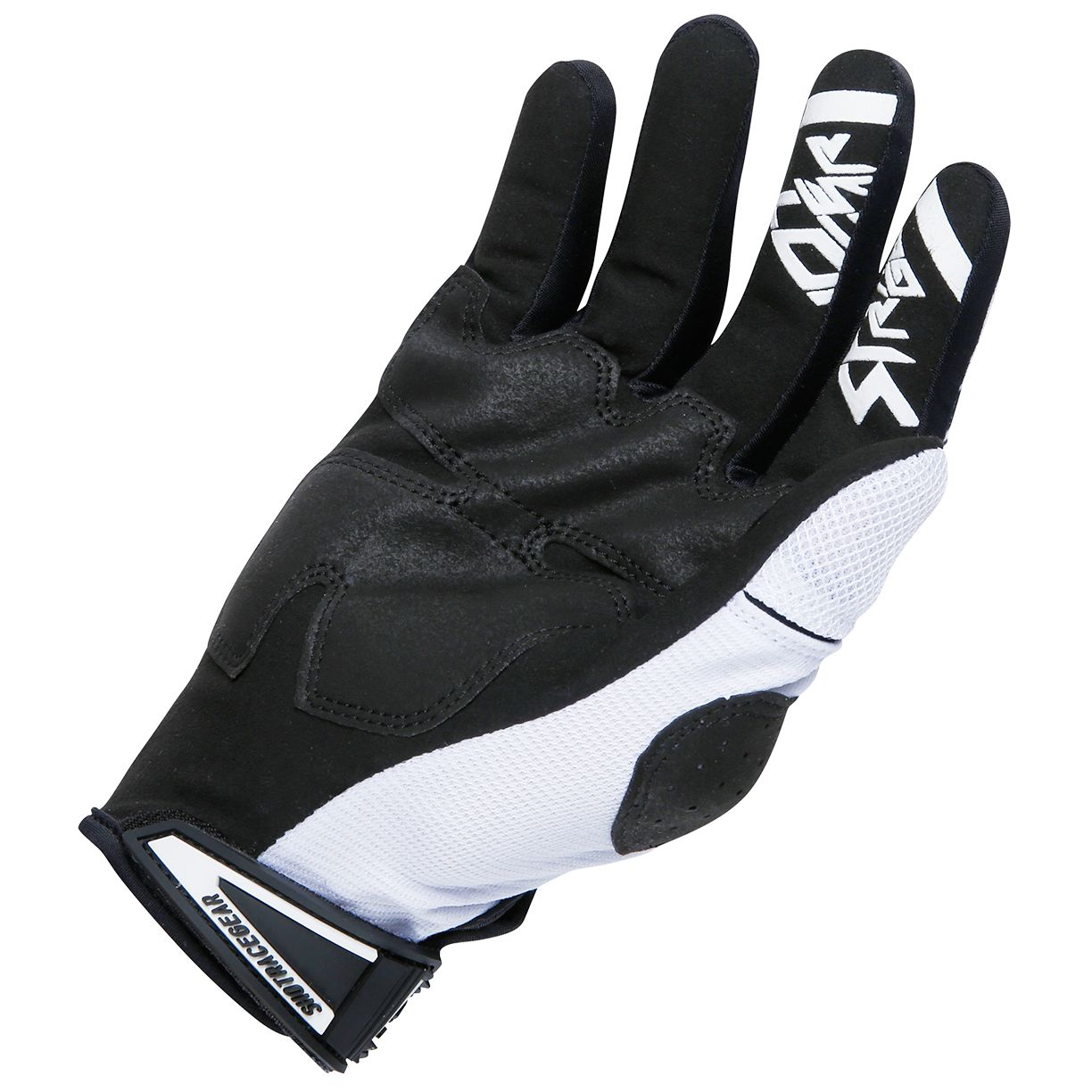 Guantes de motocross Shot outlet CONTACT CLAW NEGRO  2017