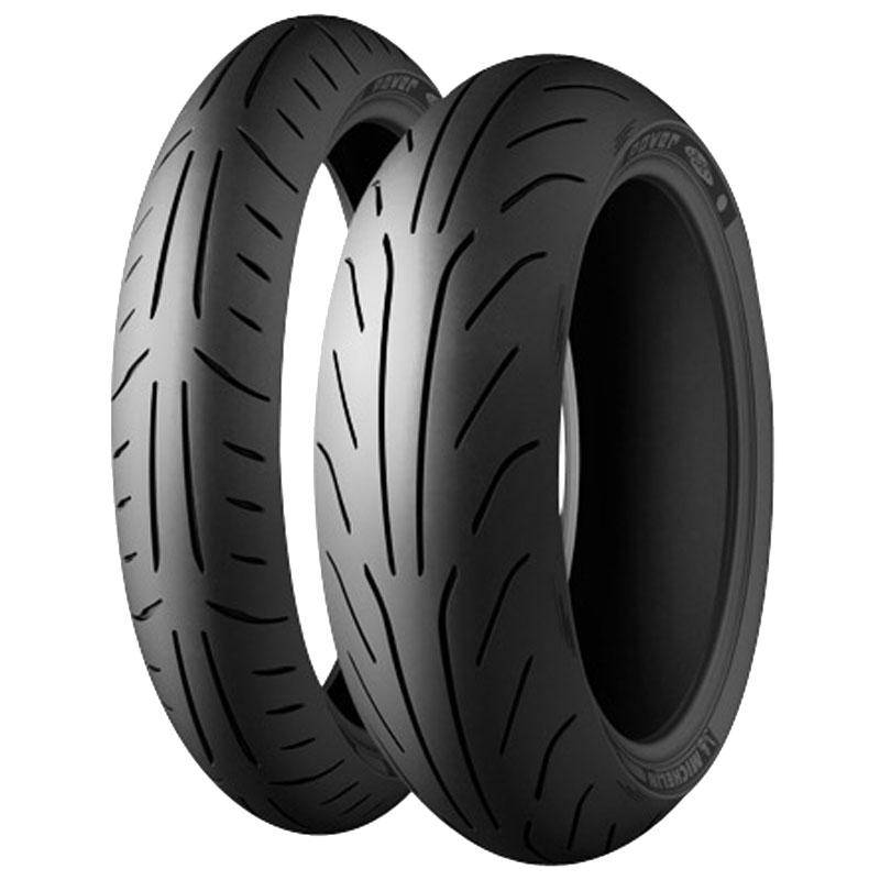 Neumático Michelin POWER PURE SC 120/80 S 14 (58S) TL