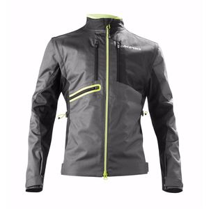 ENDURO ONE - NEGRO/AMARILLO FLÚOR -